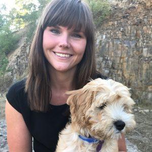 Hundinstruktör Maria Bondesson